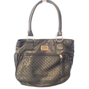 Vans Encounter Black Purse Handbag